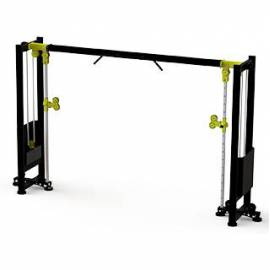 MS-0120-CABLE CROSS OVER-lesportifCABLE CROSS OVER BODY FITNESS PROFESSIONEL 0.00 DT