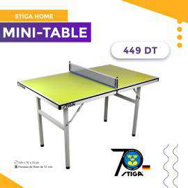 Mini Table PING PONG STIGA