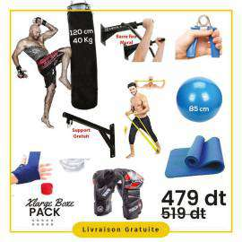 PACK XLARGE BOXE