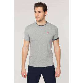 2374 NAVY-GRI-PULL BILCEE COTON HOMME-lesportifPULL BILCEE COTON HOMME Billcee Textile 59.92 DT -20%
